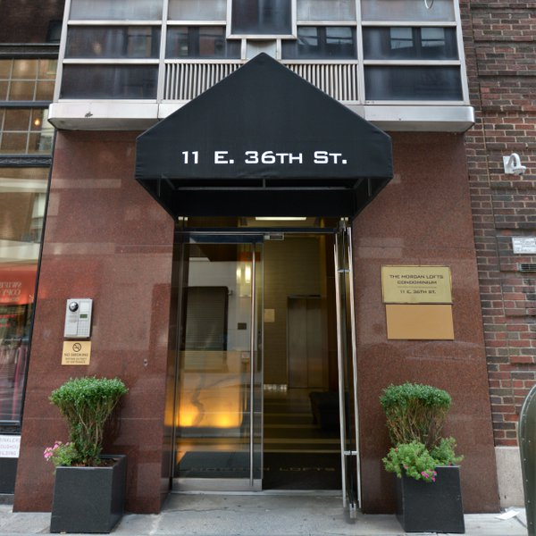 The Morgan Lofts 11 East 36th Street New York Ny 10016